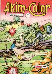 Akim-Color -49- L'homme du mystère
