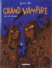 Grand vampire -4- Quai des brunes