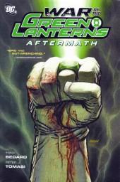 War of the Green Lanterns: Aftermath (2011) -INT- War of the Green Lanterns: Aftermath
