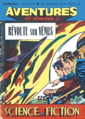 Aventures de demain !.. -12- Révolte sur Vénus