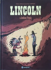 Lincoln -2c- Indian Tonic