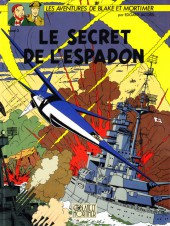 Blake et Mortimer (Les Aventures de) -3c2000- Le Secret de l'Espadon - Tome 3