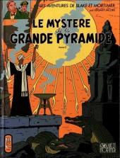 Blake et Mortimer -5b91- Le Mystère de la Grande Pyramide - Tome 2