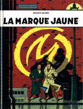Blake et Mortimer -6a92- La Marque Jaune