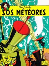 Blake et Mortimer -8a91- S.O.S. météores