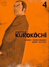 Inspecteur Kurokôchi -4- Tome 4