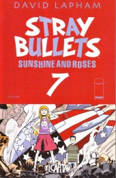 Stray Bullets: Sunshine & Roses (2015) -7- Lil' B