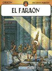 Orión (Martin, en espagnol)