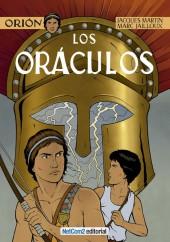 Orión (Martin, en espagnol) -4- Los Oráculos