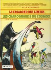 Le vagabond des Limbes -3b1983- Les charognards du cosmos