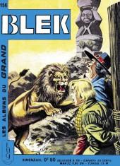 Blek (Les albums du Grand) -156- Numéro 156