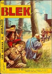 Blek (Les albums du Grand) -163- Numéro 163