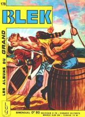 Blek (Les albums du Grand) -179- Numéro 179
