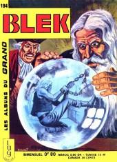 Blek (Les albums du Grand) -184- Numéro 184