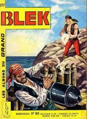 Blek (Les albums du Grand) -217- Numéro 217