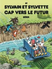 Sylvain et Sylvette -61- Cap vers le futur