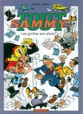 Sammy (Tout) -9- Les Gorilles aux abois