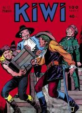 Kiwi -11- Numéro 11