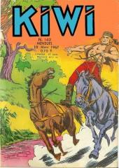 Kiwi -143-  le moine diabolique (1)