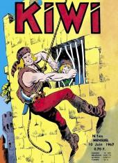 Kiwi -146-  le secret de l'indienne (1)