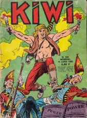 Kiwi -159-  l'invité des trappeurs