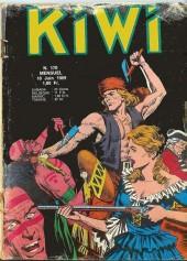 Kiwi -170-  le trésor de la grotte verte