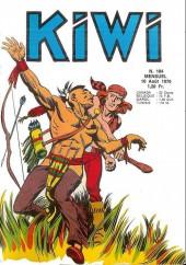 Kiwi -184- Dans l'antre du fauve