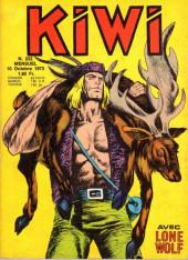 Kiwi -222- Enterré vivant (2)