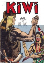 Kiwi -230- Le secret de l'alouette