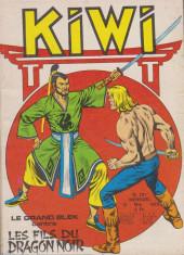 Kiwi -241- Les fils du dragon noir (1)