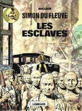 Simon du Fleuve -2a79- Les esclaves