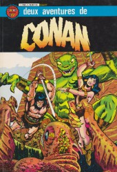 Conan le barbare (1re série - Aredit - Artima Marvel Color) -Rec06- Album N°4 (n°11 et n°12)