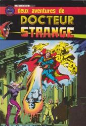 Docteur Strange (Arédit) -Rec01- Deux aventures de Docteur Strange (n°1 et n°2)