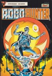 Robo Hunter -Rec02- Album N°2 (4, 5, 15 Judge Dredd)