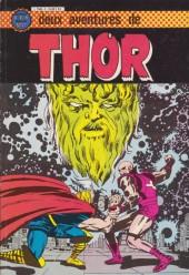 Thor le fils d'Odin -Rec02- Album N°2 (n°12 et n°13)