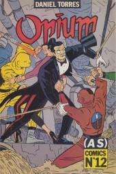 (AS) Comics -12144- Opium