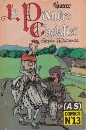 (AS) Comics -13145- Le Pauvre Chevalier