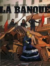 La banque -4- Deuxième génération 1857-1871 : Le pactole de la Commune