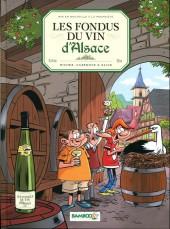 Les fondus du vin -5- Alsace