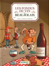 Les fondus du vin -6- Beaujolais
