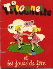 Titounet et Titounette -5- Titounet et Titounette et les jours de fête