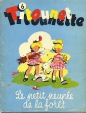 Titounet et Titounette -6- Le petit peuple de la forêt