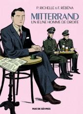 Mitterrand un jeune homme de droite