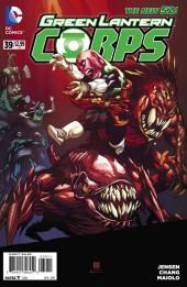 Green Lantern Corps (2011) -39- Demons