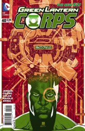 Green Lantern Corps (2011) -40- With a Bang