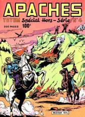 Apaches (Totem Spécial HS, Kris Spécial HS, puis) -4- Jim reporter