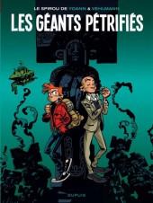 Spirou et Fantasio (Une aventure de.../Le Spirou de...) -1b- Les géants pétrifiés
