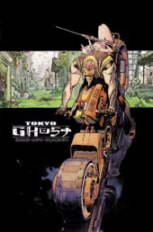Tokyo Ghost (2015) -1- This One Last Job