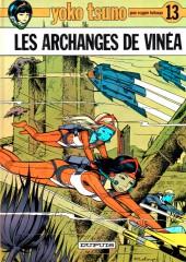 Yoko Tsuno -13a84- Les archanges de Vinéa