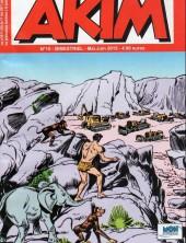 Akim (3e série) -15- Matumbo, l'homme-léopard (1 et 2)